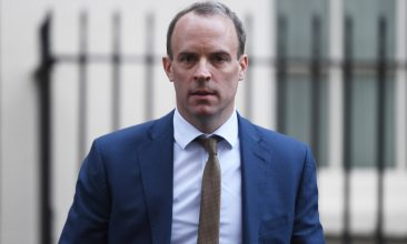 Business - Foreign secretary Dominic Raab  Photo by Peter Summers/Getty Images)