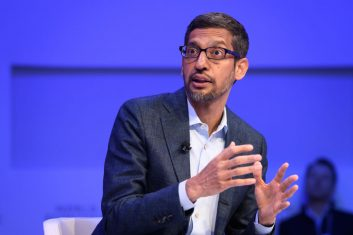Coronavirus - Google CEO Sundar Pichai (Photo: FABRICE COFFRINI/AFP via Getty Images)